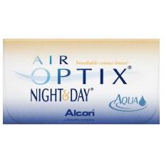 Air Optix Night & Day Aqua 3 sztuki